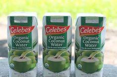 Agua de coco .sabrosa, ideal para combatir el calor. www.nutrafoods.es