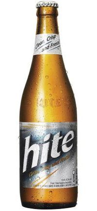 Hite: Refreshing Beer from Korea
