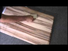 Adesivo amadeirado para móveis