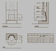 Count Rumford Fireplace Design Dimensions Google Search Household Pinterest Count