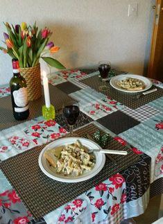 Ensimmäinen Pasta Carbonara 😊