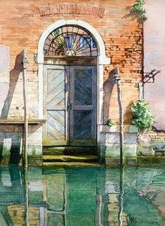 Bildergebnis für Brian Robinson watercolor