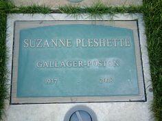 Suzanne Pleshette Gravesite (Actress)