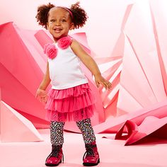 Take a look at the National Pink Day: Kids' Apparel event on zulily today!