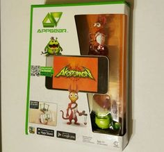APPGEAR-AKODOMON-FOR-USE-WITH-iPHONE-iPOD-TOUCH-amp-ANDROID-NEW-IN-BOX