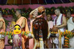 Jagannath Snana Yatra 2016 Rajapur (Album with photos) A small selection of photos from today's ecstatic festival.  Srila Prabhupada: If one wants success in practical yoga practice, it is ad…