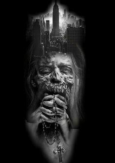 Zombie in N.Y.