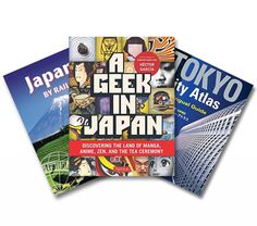 Japan Itinerary Travel Guide Books you need to buy