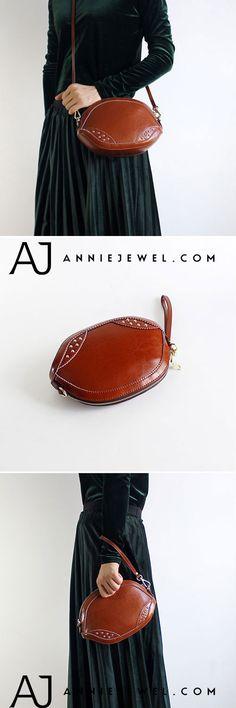 Genuine Leather Bag Handmade Shell Shape Bag Clutch Shoulder Crossbody Bag  Purse For Women ada8472296763