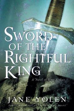 Sword of the Rightful King by Jane Yolen.  Cool fantasy about King Arthur fairy tale with a twist.
