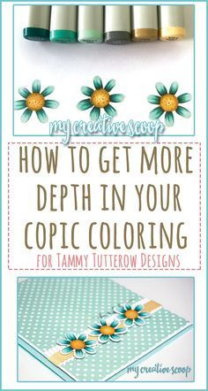 How to get more depth in your Copic Marker Coloring. Technique tutorial with Copic Marker Numbers Copic Marker Art, Copic Pens, Copic Art, Copics, Prismacolor, Coloring Tips, Free Coloring Pages, Adult Coloring, Coloring Book