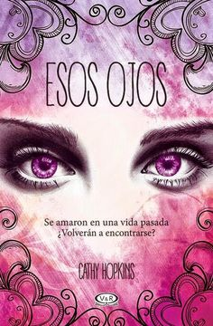 Esos ojos, de Cathy Hopkins