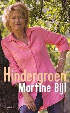 'Graag Gelezen', mijn boekenblog: Ik las 'Hindergroen', geschreven door Martine Bijl...