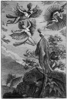 Les Hommes-oiseaus