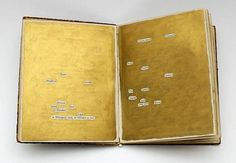 Beverly Rayner, Book of Trance Verse, Museum of Mesmerism http://www.nomad-chic.com/search/index.html?term=gold