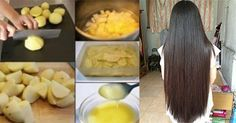 7 Day Hair Growth Challenge With Potato Juice