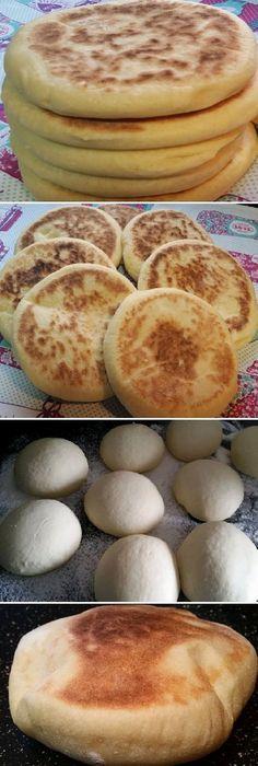 ¡Así es cómo se prepara lo mejor PAN MORUNO (tachnift) CASERO del mundo, una maravillosa receta! #panmoruno #pancasero #comohacer #lomejor #masa #tachnift #bread #breadrecipe #pan #panfrances #pantone #panes #pantone #pan #receta #recipe #casero #torta #tartas #pastel #nestlecocina #bizcocho #bizcochuelo #tasty #cocina #chocolate Si te gusta dinos HOLA y dale a Me Gusta MIREN … Pan Dulce, Bread And Pastries, Dessert Sans Four, Delicious Desserts, Yummy Food, Colombian Food, Pan Bread, Latin Food, Snacks