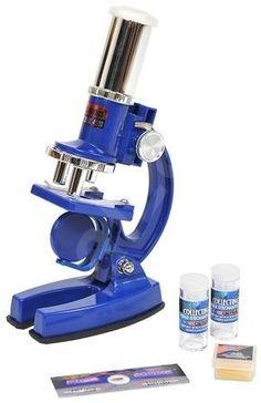 Detský mikroskop Mikroskop 100/200/450x