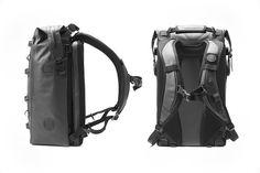 高度用家自主背包 Black Ember Modular Backpack,釋出