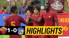 VIDEO: Roma 1-0 Slovacko