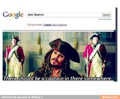 I love caption jack sparrow