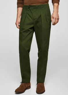 Freshen Up Your Wardrobe with a Touch of Exclusive Styles. Men Trousers, Mens Dress Pants, Men Pants, Mens Fashion Wear, Fashion Pants, Chinos Men Outfit, Denim Cargo Pants, Custom Clothes, Menswear