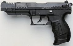 Walther p22 Target pistol