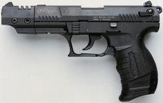 Walther p22 Target pistol