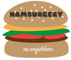 keep calm and carry on teaching: Hamburgery na angielskim Keep Calm, Teaching, English, Esl, Ideas, Stay Calm, English Language, Education, Learning