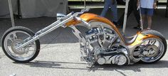 martin bros motorcycle | Martin Bros. Chopper | Motorcycles - Scooters