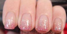 100+ Glamorous Glitter Nail Design Ideas For Your Shiny Nail