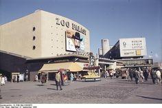 """Das Kino """"Zoo-Palast"""" in West-Berlin im Jahr 1959"""