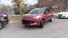 #2013 #Ford #Escape #Titanium: Man vs Machine #Self-Parking #Challenge & Tech Review by #tflcar