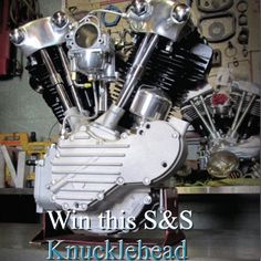Win a S&S Knucklehead