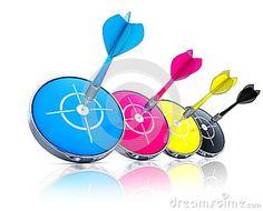 Centra il tuo obiettivo con il colore.. Vieni da Vicenza Vernici!!