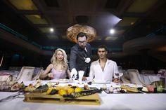 Evenimentul anului 2019 - Botez & Nuntă, Clara, Andreea Bălan și George - a avut și o reprezentare culinară pe măsură. Iată cum arată o incursiune gastronomică în Paradisul Castelului din Inima Capitalei, realizată de Executive Chef, Iulian Olaru și echipa sa. Georgia