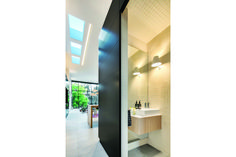 Black Rabbit Architecture + Interiors is a small design practice delivering unique, highly personalised architecture, interior spaces, furniture and styling! Interior Architecture, Numbers, Mirror, Bathroom, Furniture, Rabbit, Design, Home Decor, Black