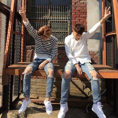 "Tao and Sehun - ""ST"" | oohsehun Instagram Update"