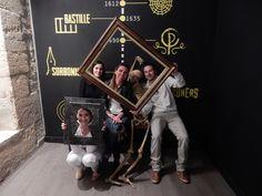 Les Arnaques devront revenir pour découvrir le secret final que cache Bastille, une équipe enthousiaste et motivée, on vous attend à nouveau, votre aide nous est précieuse!