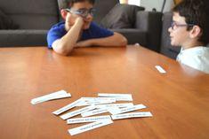 """Actividad de educación emocional para niños para trabajar las emociones y la empatía con los demás: juego """"soy tu"""""""