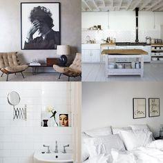 FOUR ROOMS - BLEUBIRD VINTAGE