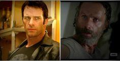 """The Walking Dead : """"Thomas Jane aurait du être Rick Grimes"""""""