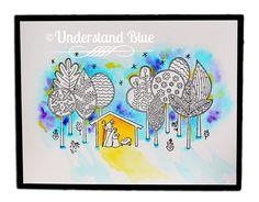 Modern Manger by UnderstandBlue - Cards and Paper Crafts at Splitcoaststampers