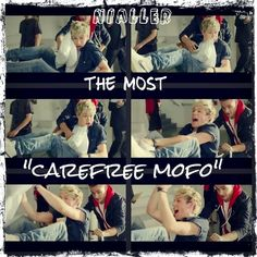 """""""The Most Carefree Mofo"""" -nialler   @Alexandria Roberts"""