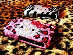 I really want a hello kitty phone case.