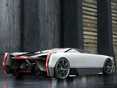 2018 Cadillac Cien Supercar Concept is the featured model. The 2018 Cadillac Supercar Concept image is added in car pictures category by the author on Dec Muscle Cars, Cadillac Escalade, Cadillac Eldorado, Futuristic Cars, Rear Wheel Drive, Unique Cars, Expensive Cars, Automotive Design, Amazing Cars
