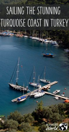 This is what sailing a traditional gulet boat on the Turquoise Coast in Turkey is really like – get ready to be pampered and treated like a king for the day!