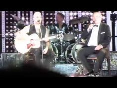 Robbie Williams - Better Man (featuring his DAD) [Live in Madrid 2015 HD Let Me Entertain You Tour] - YouTube