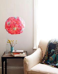 Cocktail Umbrella Lamp!
