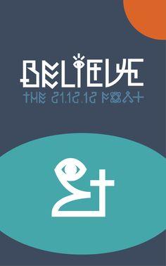 Believe - Typeface // Free Font